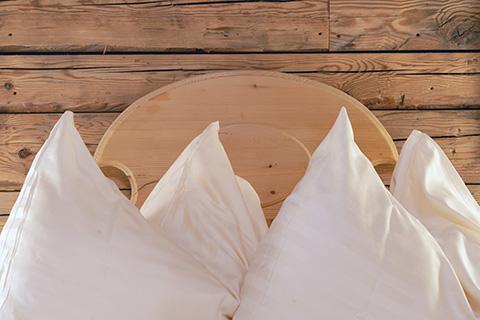 Les bienfaits des oreillers naturels